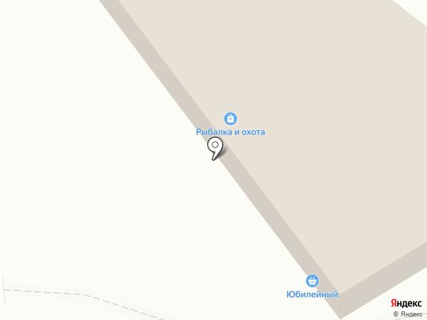 Каравай на карте Миасса