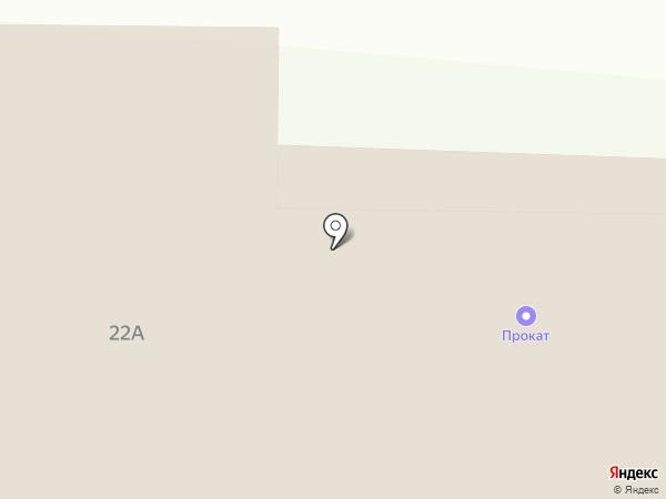 Райдер camp на карте Миасса