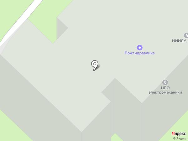 УСПТК-Пожгидравлика на карте Миасса