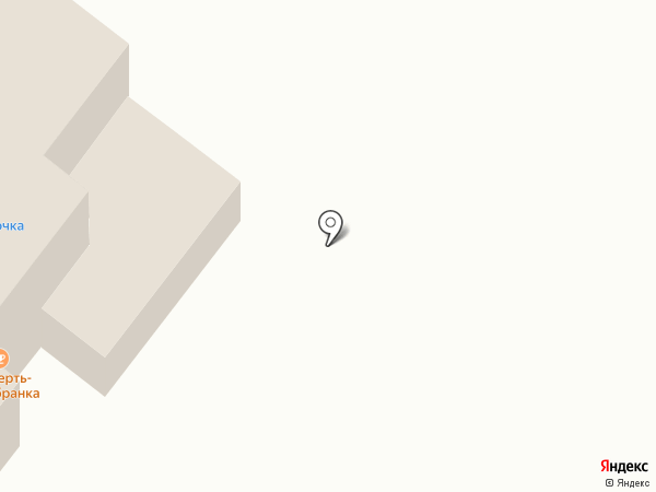 Скатерь-Самобранка на карте Курганово