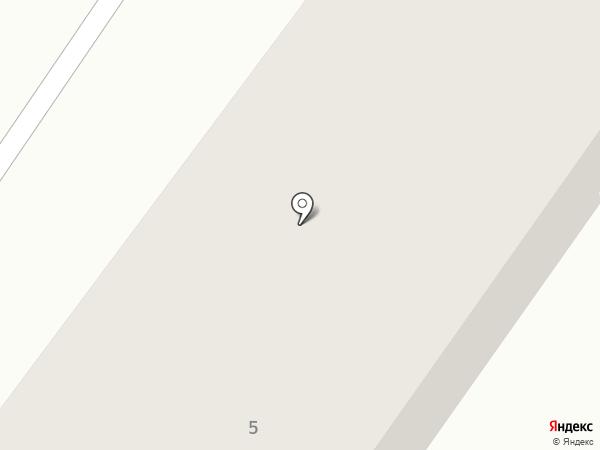 Продуктовый магазин на карте Курганово
