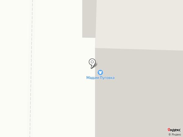 Мадам Пуговка на карте Среднеуральска