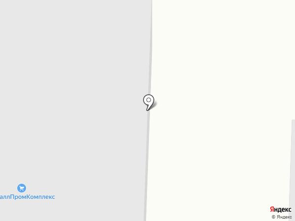 Минерал на карте Среднеуральска