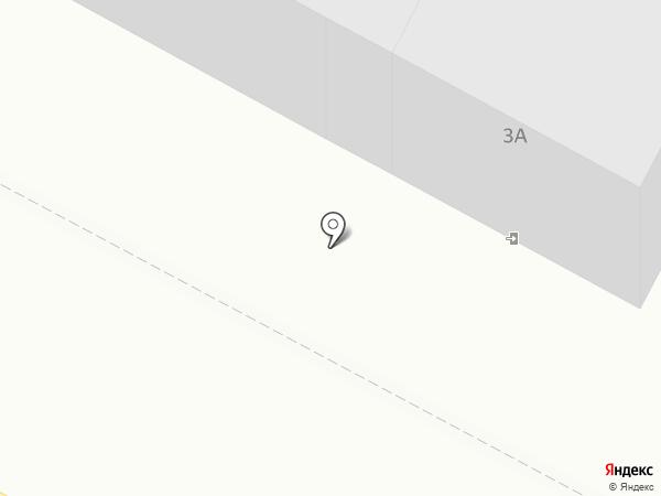 Филадельфия на карте Среднеуральска