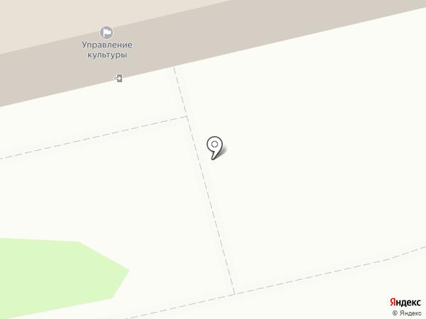 Управление культуры и молодежной политики, МКУ на карте Среднеуральска