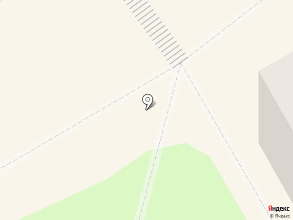Киоск по продаже фастфудной продукции на карте Среднеуральска
