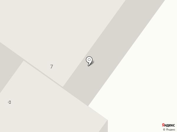Верный на карте Среднеуральска