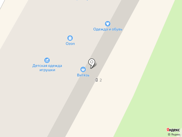 Крутышка на карте Среднеуральска