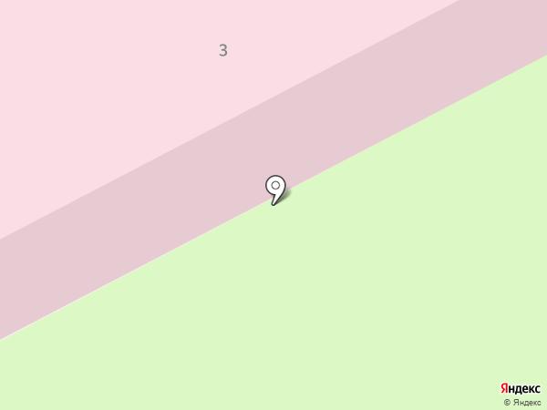 Детская поликлиника на карте Среднеуральска