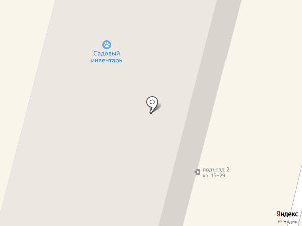 КРИС на карте Среднеуральска