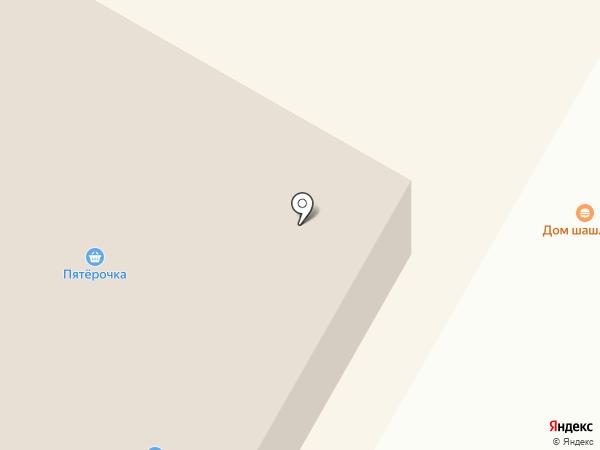 ModLen на карте Среднеуральска