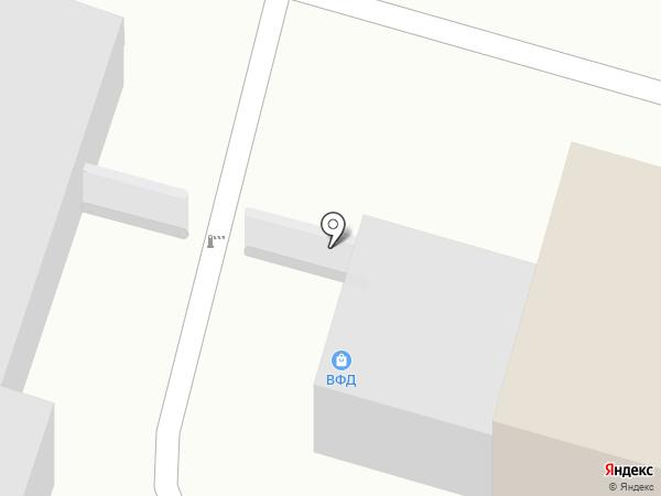 Хамелеон Авто на карте Среднеуральска
