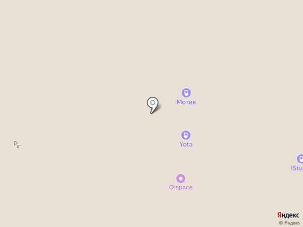 Паровозик на карте Екатеринбурга