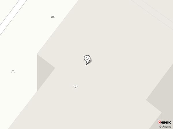 Камнерезная фабрика на карте Екатеринбурга