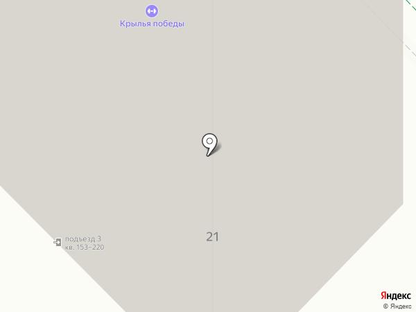 Пьяный бык на карте Екатеринбурга