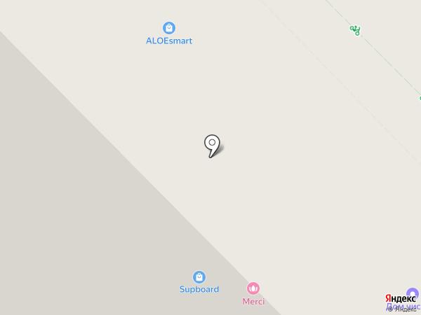 Леди L на карте Екатеринбурга