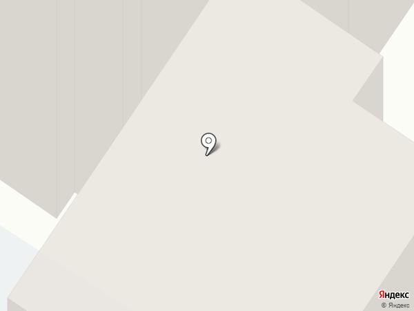 Тенториум на карте Екатеринбурга