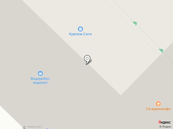 ПитСтоп на карте Екатеринбурга