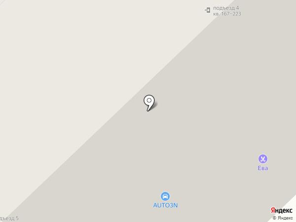 РобоКоД на карте Екатеринбурга