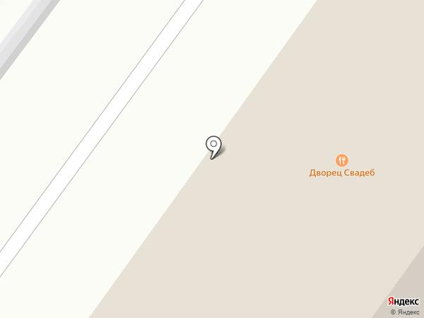 Дворец Свадеб на карте Екатеринбурга