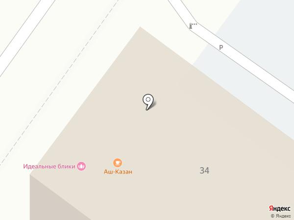 Магазин по продаже жалюзи и окон на карте Екатеринбурга