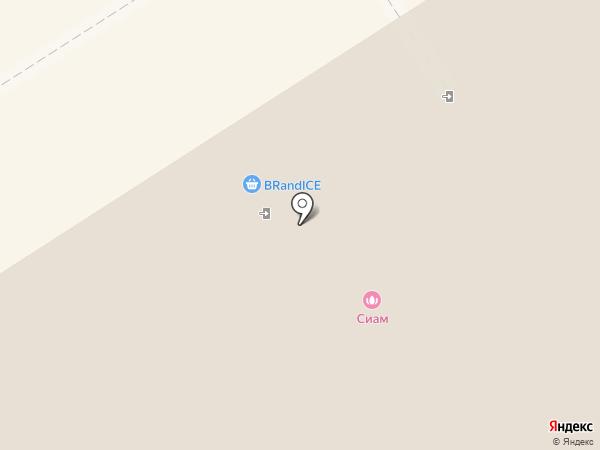 Рив Гош на карте Екатеринбурга