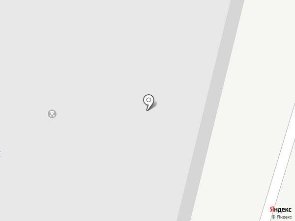 Автостиль на карте Верхней Пышмы