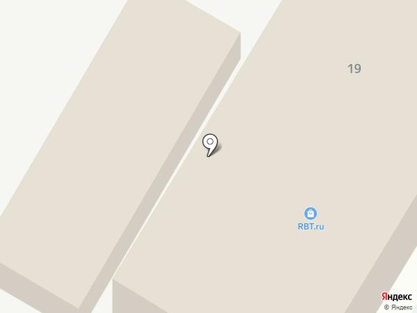 LOGO на карте Верхней Пышмы