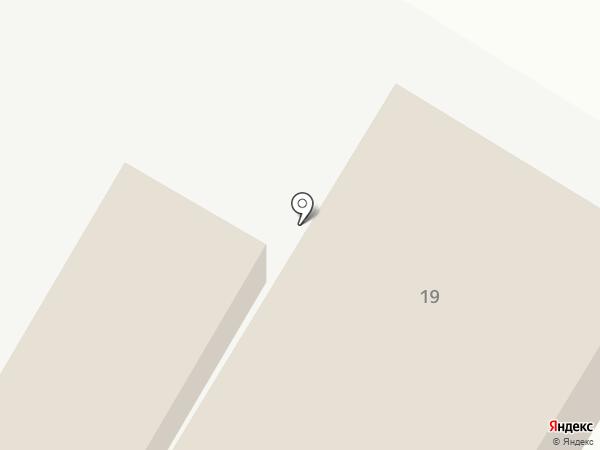 Норд на карте Верхней Пышмы