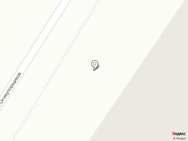 Почтовое отделение №624097 на карте Верхней Пышмы
