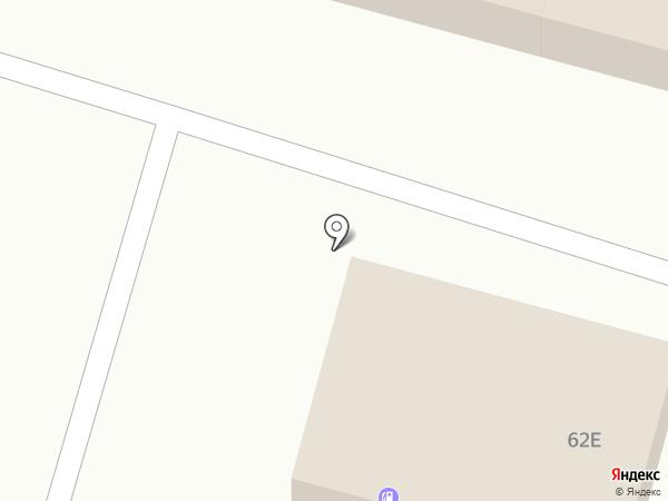 АЗС Навигатор на карте Верхней Пышмы