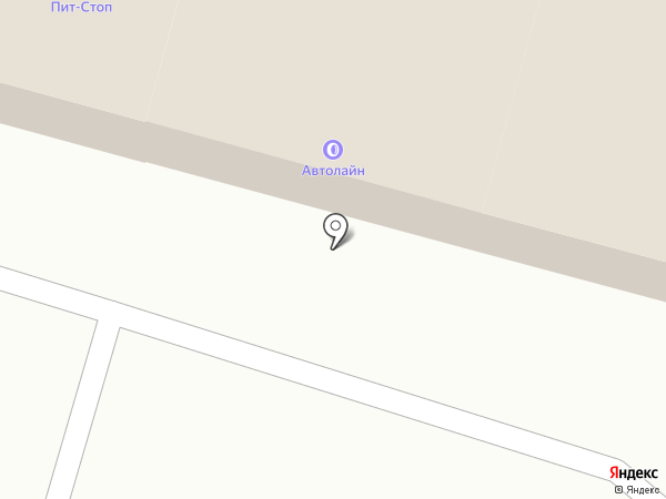 Трейд-Сервис на карте Верхней Пышмы