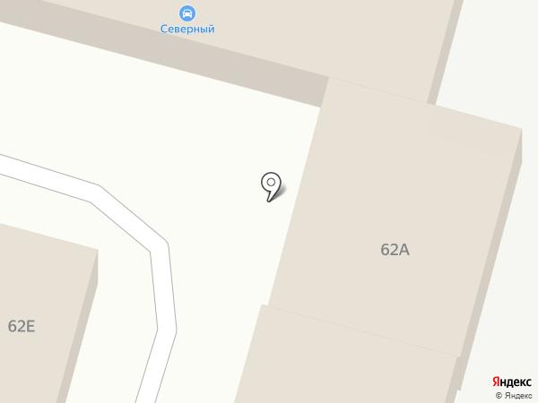 Pit-Stop на карте Верхней Пышмы