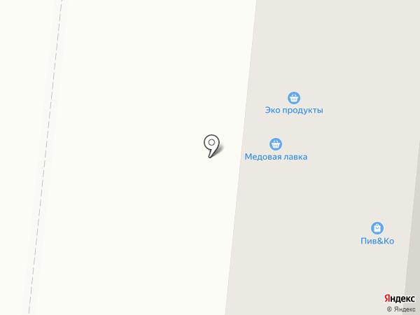 Катюшка на карте Екатеринбурга