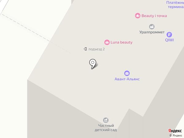 УралПромМет на карте Верхней Пышмы