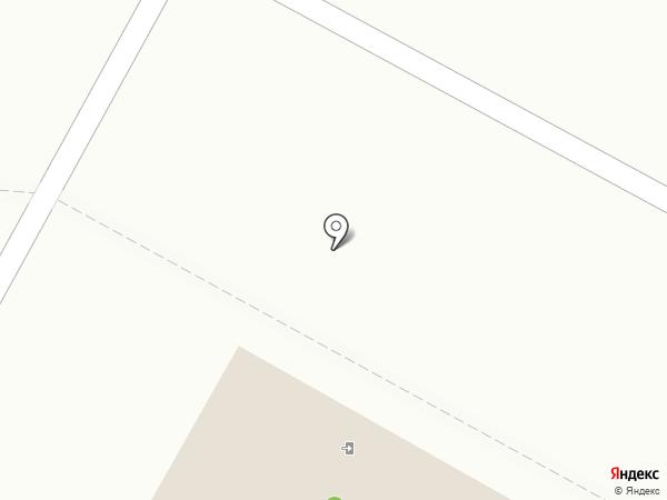 Магазин разливного пива на карте Верхней Пышмы