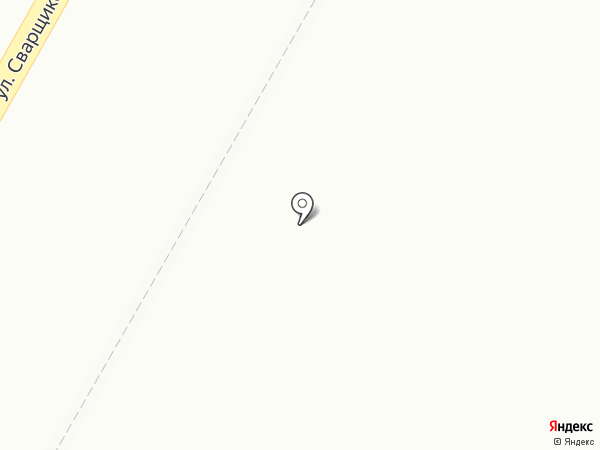 Егорка на карте Верхней Пышмы