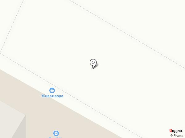 Николь на карте Верхней Пышмы
