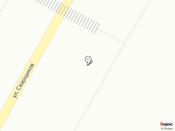 ЧАЙКА на карте Верхней Пышмы