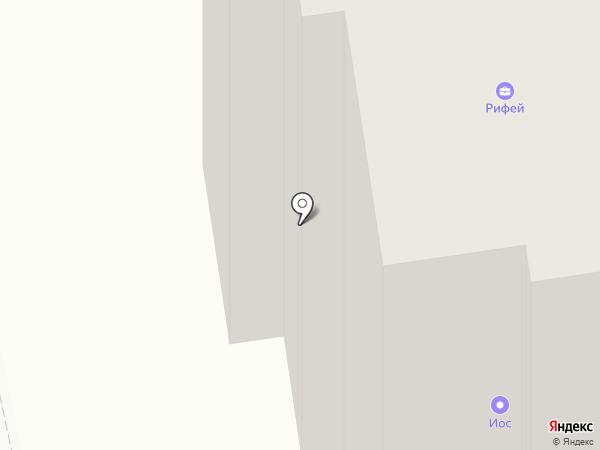 ЮИТ Уралстрой на карте Верхней Пышмы