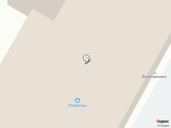 Магазин-мастерская по ремонту одежды на карте Верхней Пышмы