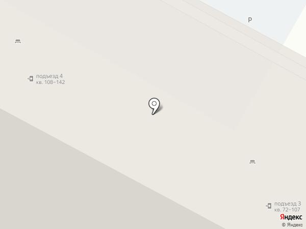 Парикмахерская на карте Верхней Пышмы
