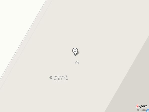 Гранд-Авто на карте Верхней Пышмы