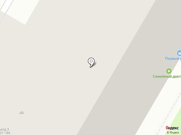 Le`Di на карте Верхней Пышмы