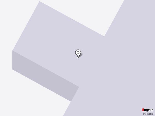 Детский сад №29 на карте Верхней Пышмы