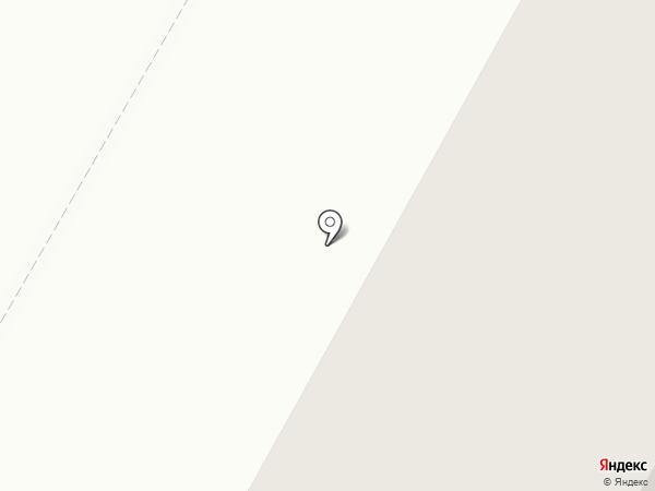 ДОУ-1 на карте Верхней Пышмы