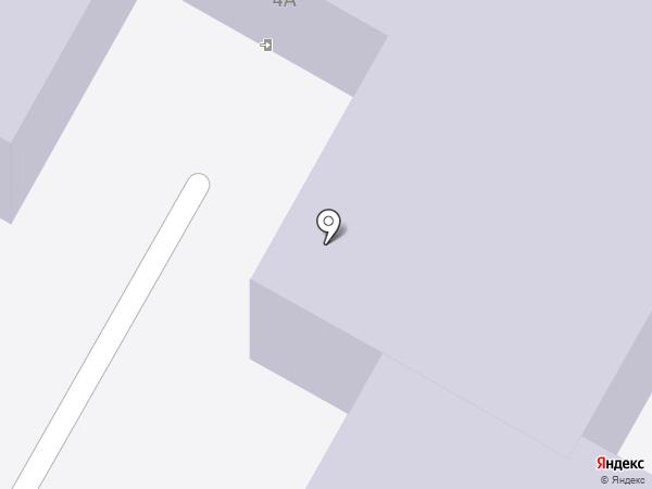 Детский сад №11 на карте Верхней Пышмы