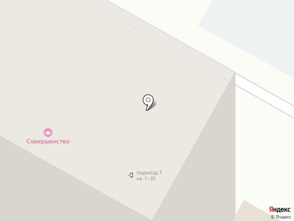 КОМПИС на карте Верхней Пышмы
