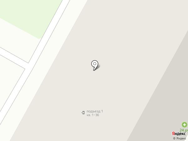 ЗдравСити на карте Верхней Пышмы