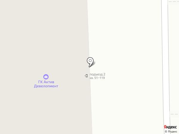 КОТоПЕС на карте Верхней Пышмы